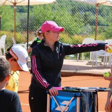 Nathalie Bider<br> Geschäftsführerin und Haupttrainerin</br>