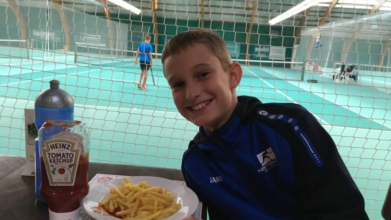 Christian gewinnt 2 Turniere an einem Wochenende!